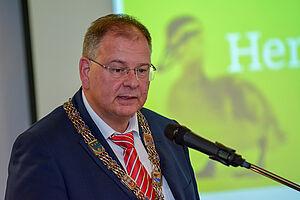 Wolfgang Panzer, Erster Bürgermeister von Unterhaching