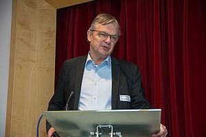 Prof. Dr. Thomas Klie beim KWA Symposium 2020