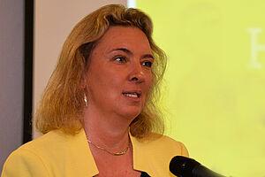 Kerstin Schreyer, Bayer. Sozialministerin