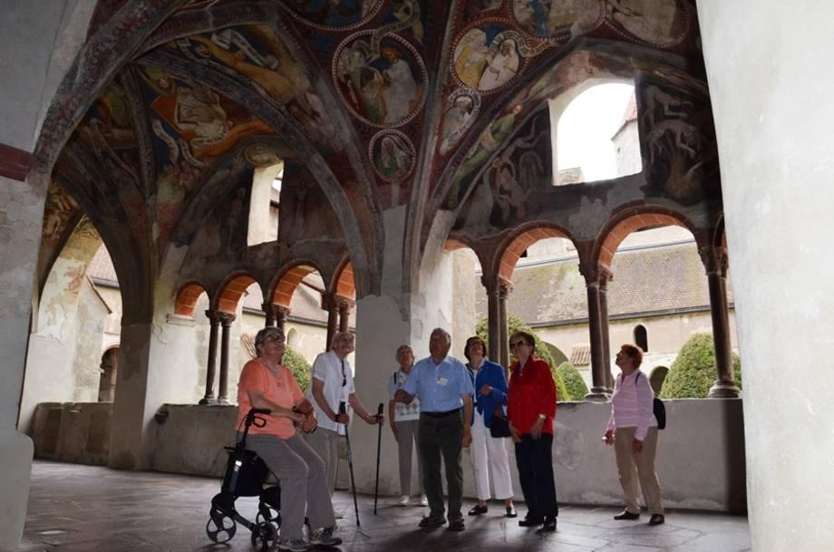 Führung durch den Kreuzgang am Brixener Dom
