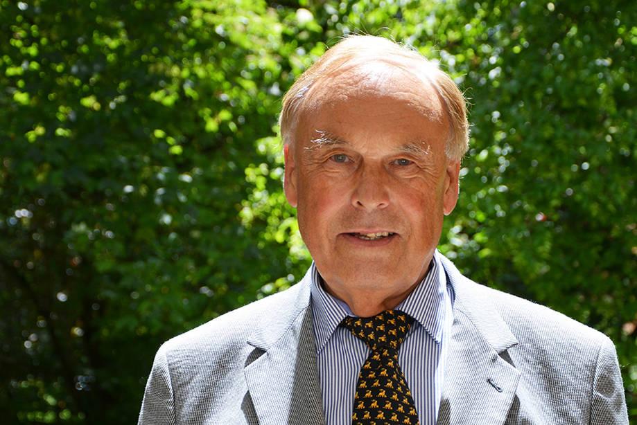 Prof. Dr. Manfred Matusza, KWA Aufsichtsratsvorsitzender
