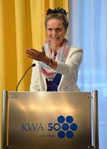 Dr. Susanne Eick-Wildgans, Stiftsbeiratsvorsitzende im KWA Hanns-Seidel-Haus