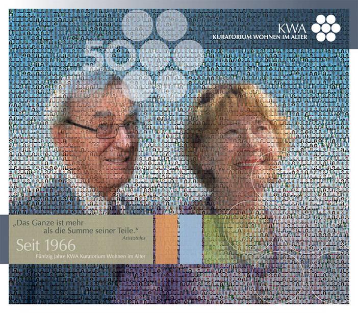 50 Jahre KWA Kuratorium Wohnen im Alter