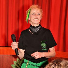 KWA Servicemitarbeiterin Renate Zimmer