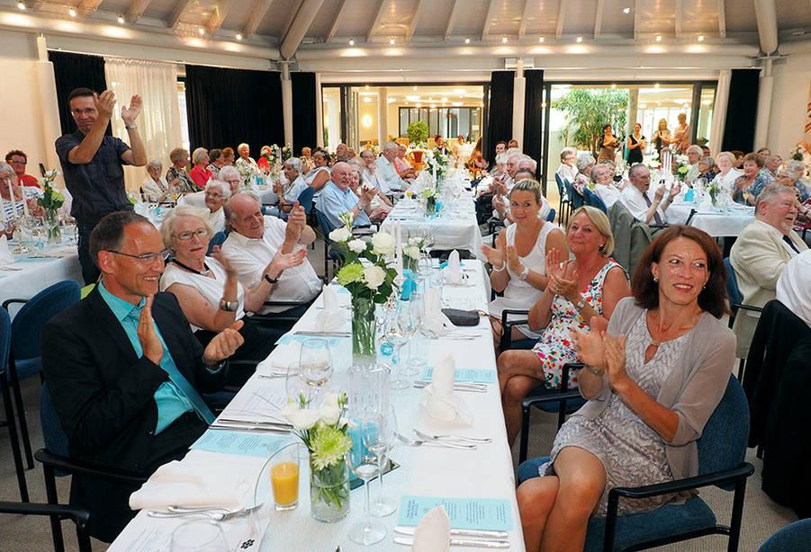 Publikum bei KWA Veranstaltung