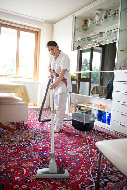 Hauswirtschaft im KWA Hanns-Seidel-Haus in Ottobrunn