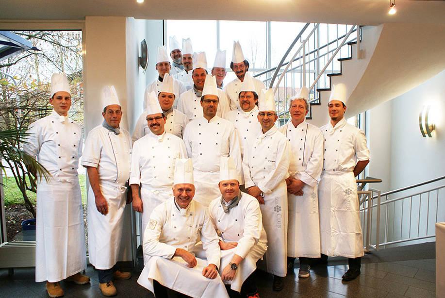 KWA Küchenleiter Meeting in Unterhaching