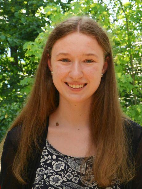 Sophie Hildner, Siegerin des KWA Schülerliteraturwettbewerbs Baden-Baden 2018