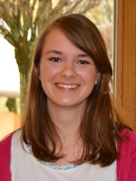 Fiona Freidank, Siegerin des KWA Schülerliteraturwettbewerbs München 2017