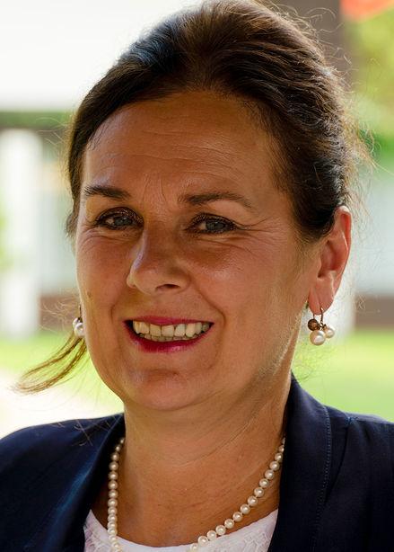 Lisa Brandl-Thür, Stiftsdirektorin im KWA Stift Rupertihof in Rottach-Egern