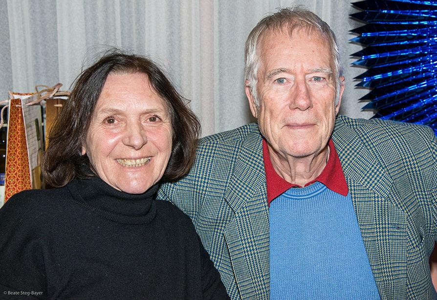 Ehepaar Fastus, langjährige Kinderdorf-Eltern