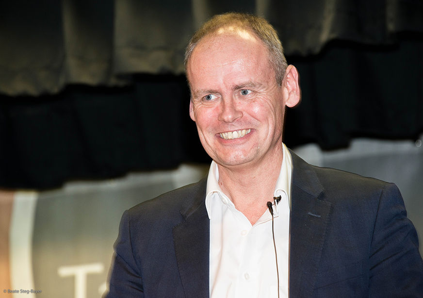 Bernd Löhle, Geschäftsführer des Pestalozzi Kinder- und Jugenddorfs Stockach-Wahlwies e. V.