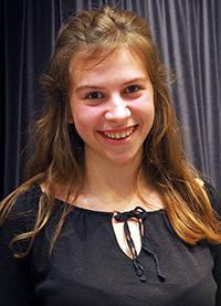 Noemi Burgenmeister, Preisträgerin des KWA Schülerliteraturwettbewerbs Aalen 2015