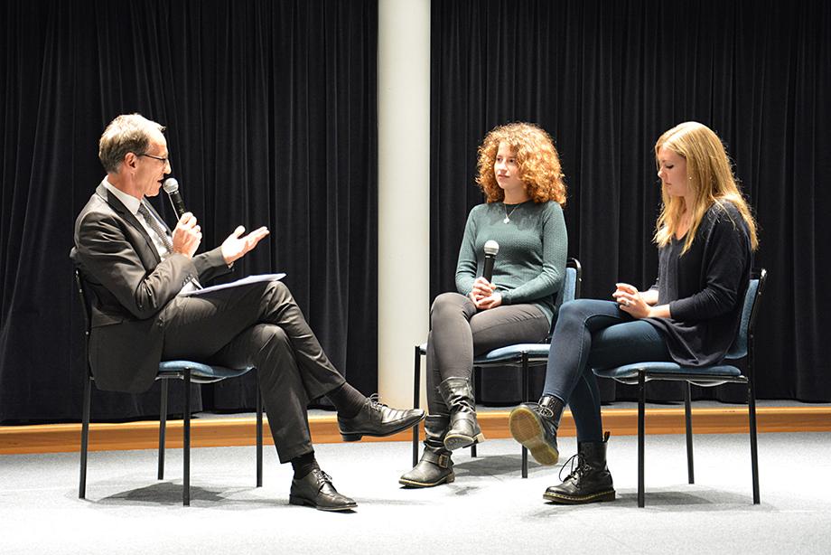 KWA Jugendliteraturwettbewerb Aalen 2017 Bild 14