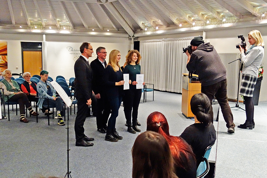 KWA Jugendliteraturwettbewerb Aalen 2017 Bild 2