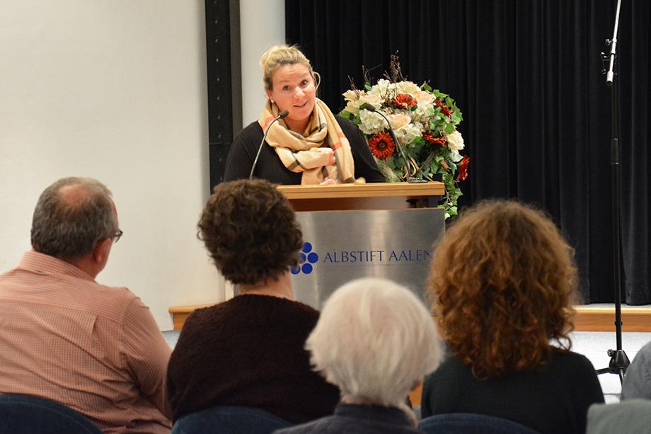 KWA Jugendliteraturwettbewerb Aalen 2017 Bild 7