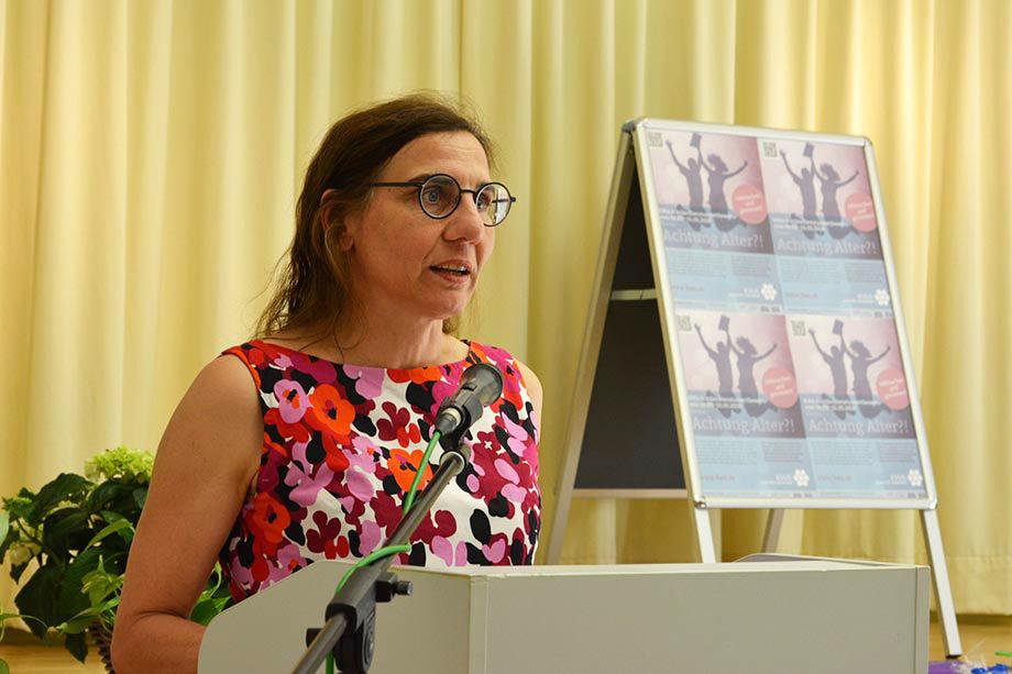 Jurorin Katrin Zipse - Buchautorin und Hörfunkredakteurin