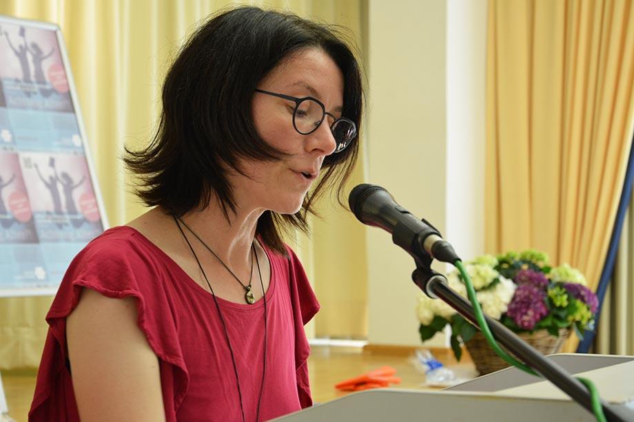 Jurorin Tanja Eger - Buchhändlerin