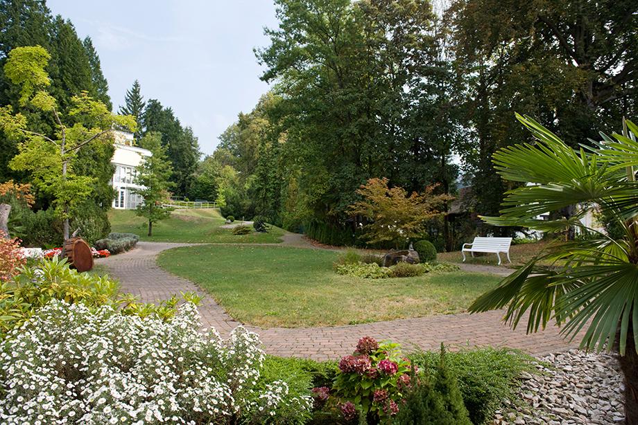 KWA Parkstift Hahnhof in Baden-Baden; Foto: Anton Krämer (KWA)