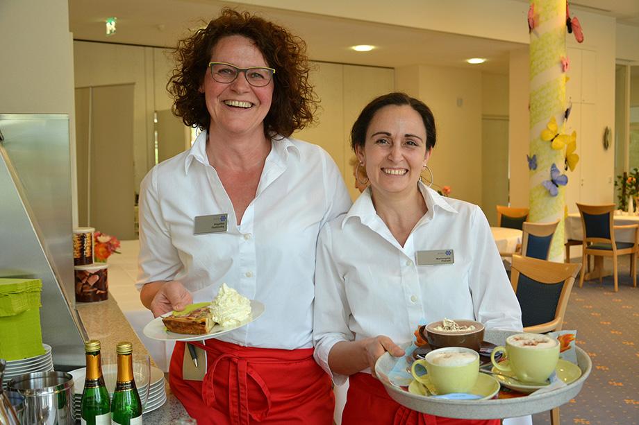 Service im KWA Parkstift Hahnhof in Baden-Baden
