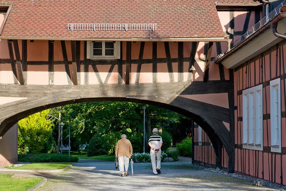 So idyllisch sind die kleinen Städtchen im Schwarzwald