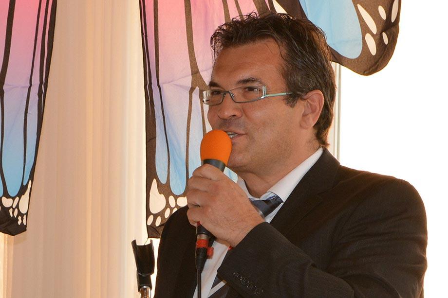 Andreas Lorz, Stiftsdirektor im KWA Parkstift Aeskulap in Bad Nauheim
