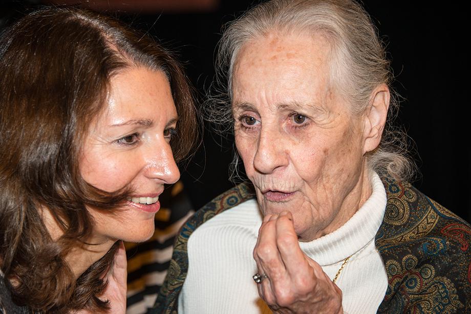 Gast beim Talk in der Rosenau mit Angela Rosengart