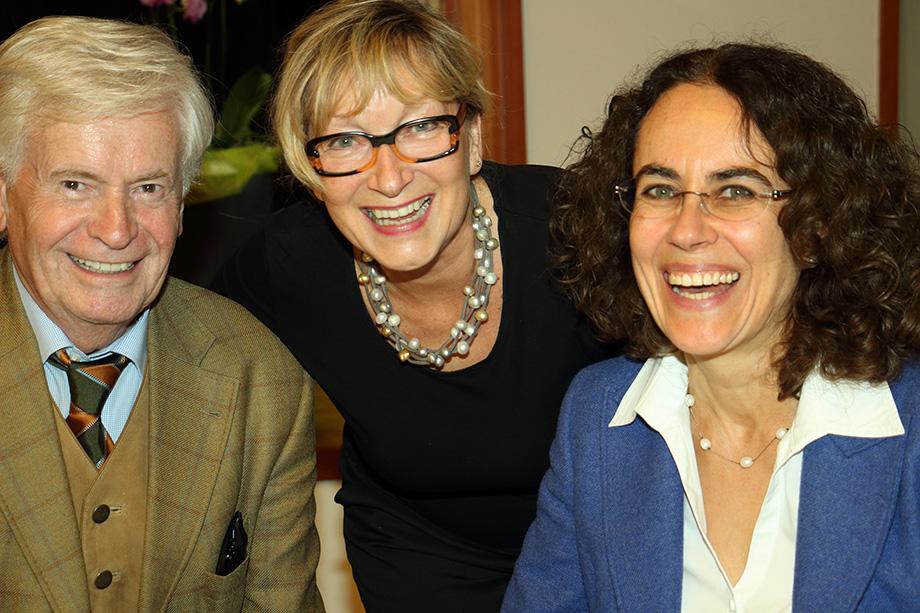 Talk in der Rosenau mit Monica Müller von Chocolat Stella Bernrain