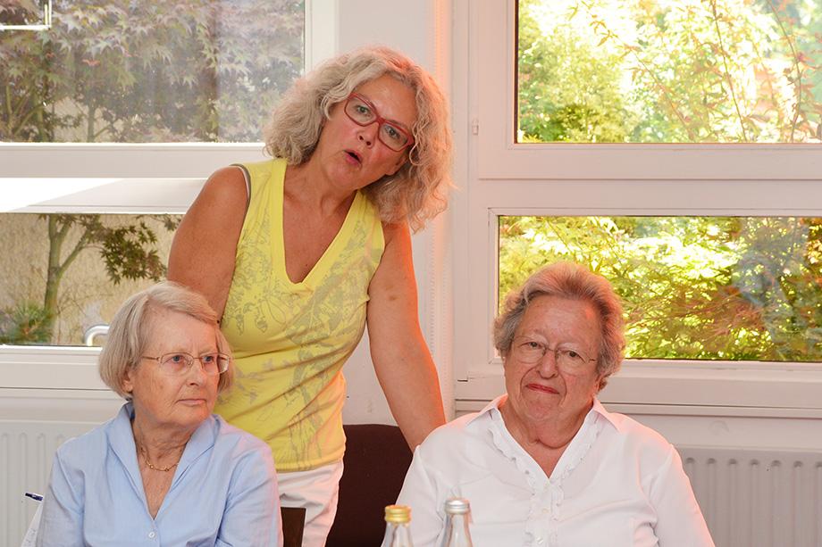 KWA Mitarbeiterin Corina Mayer ist Ansprechpartnerin für die Konstanzer KWA Zukunftspioniere
