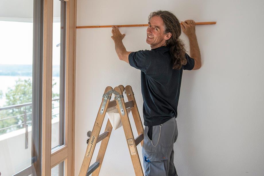 Haustechniker im KWA Parkstift Rosenau in Konstanz