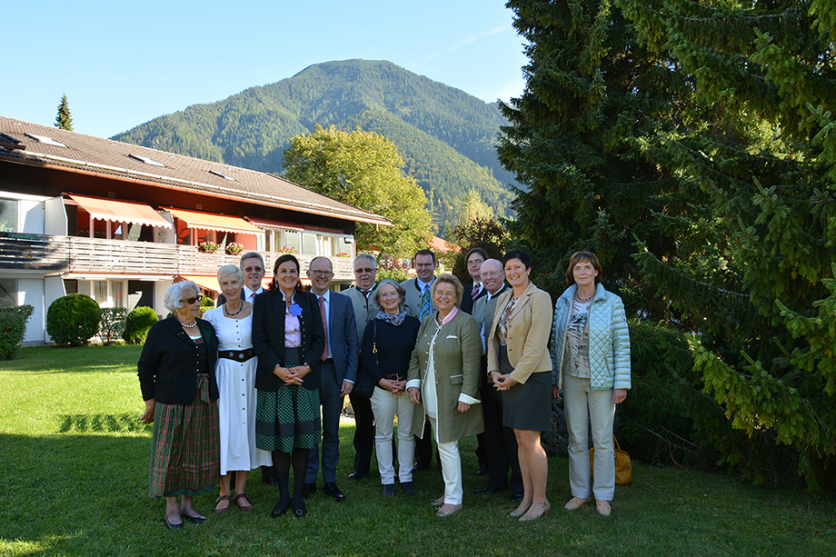 45 Jahre KWA Stift Rupertihof in Rottach-Egern