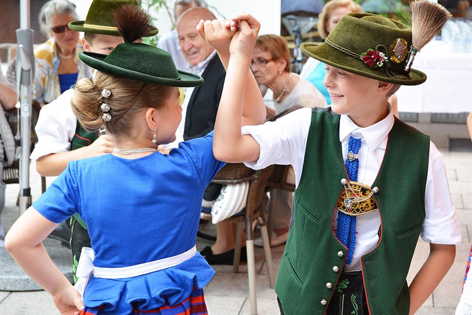 Sommerfest im KWA Stift Rupertihof in Rottach-Egern