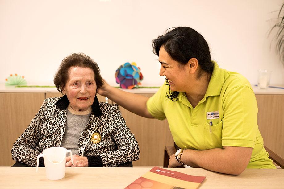 Verhinderungspflege im KWA Stift Rupertihof