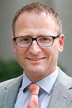 Michael Hisch, Hausleiter im KWA Stift Rottal