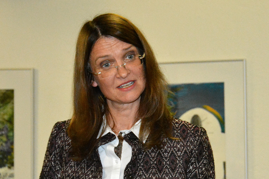 Alexandra Kurka-Wöbking, Stiftsdirektorin im KWA Stift am Parksee