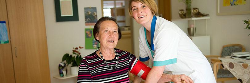 KWA Kurzzeit- und Verhinderungspflege
