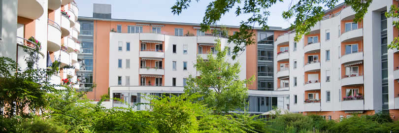 KWA Stift im Hohenzollernpark