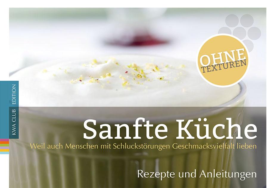 KWA Rezeptbuch Sanfte Küche: das Cover