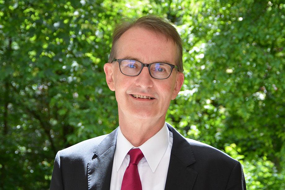 Prof. Dr. Ekkehart Meroth, stellvertretender KWA Aufsichtsratsvorsitzender