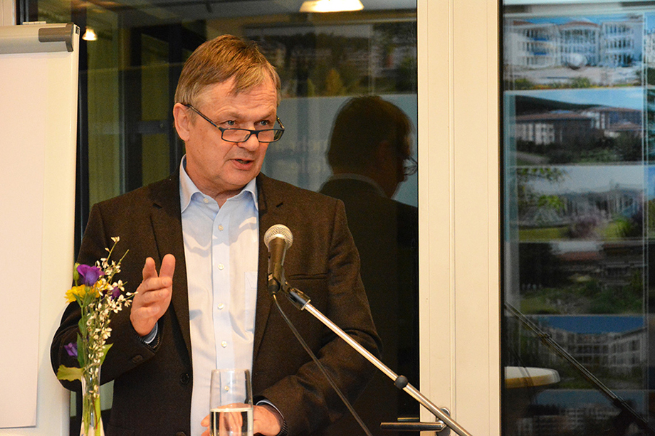 Prof. Dr. Thomas Klie, Gerontologe