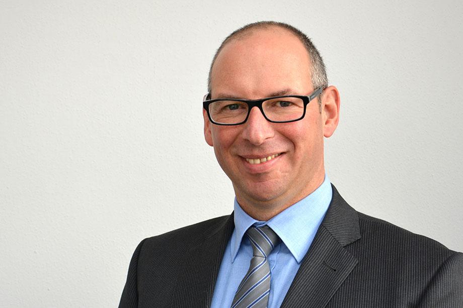 Thomas Schurr, Geschäftsführer der KWA Betriebs- und Service GmbH