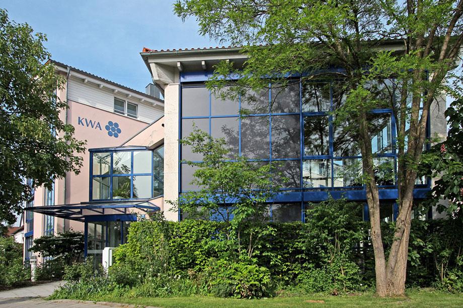 KWA Hauptverwaltung in Unterhaching