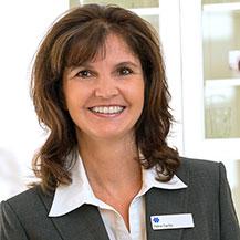 Petra Sachs, Kundenbetreuerin im KWA Georg-Brauchle-Haus