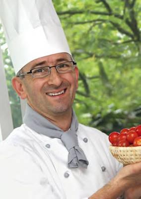 Georg Tragenkranz, Bereichsleiter Küchen der KWA Betriebs- und Service GmbH sowie Küchenchef im KWA Albstift Aalen