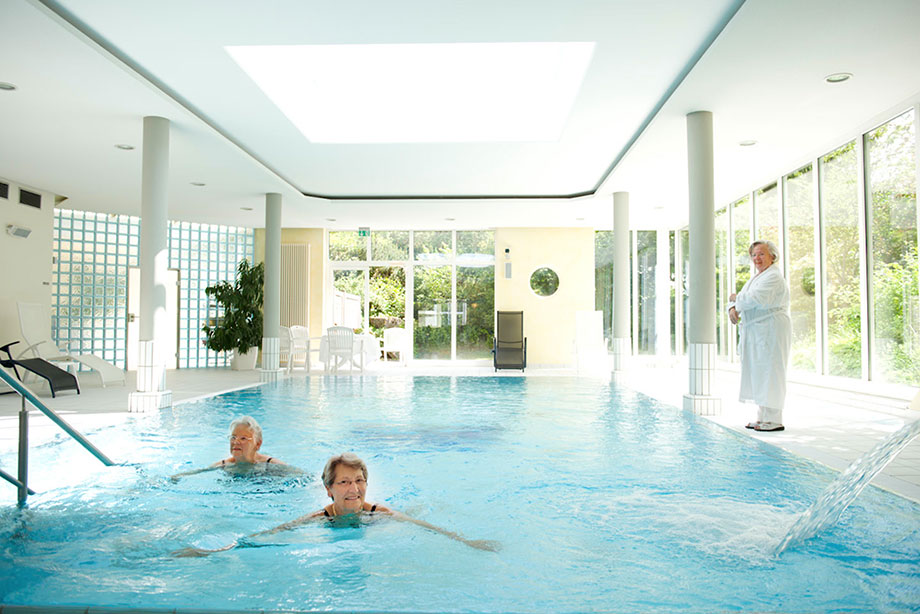 Schwimmbad im KWA Kurstift Bad Dürrheim