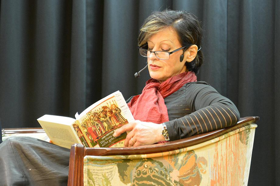 Lesung im KWA Wohnstift