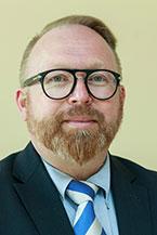 Peter Wendt, Stiftsdirektor im Caroline Oetker Stift