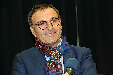 Andreas Renner im März 2018 zu Gast im Konstanzer KWA Wohnstift