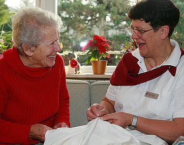 Persönliche Assistenz: eine weitere Facette von betreutem Wohnen zu Hause