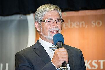 Stiftsdirektor Herbert Schlecht